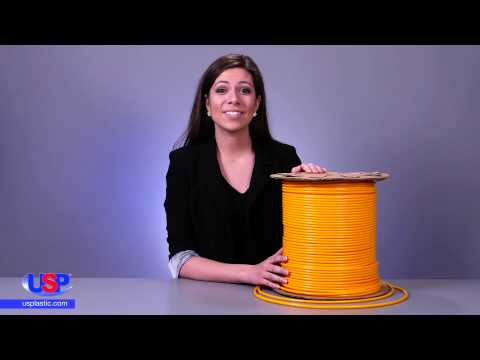 Product Spotlight: Color-Coded Polyethylene Flexible Tubing