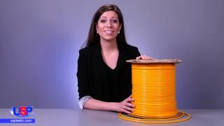 Product Spotlight: Color-Coded Polyethylene Flexible Tubing