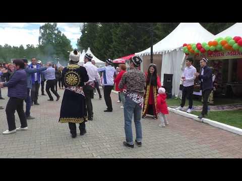 Узбекские зажигательные танцы