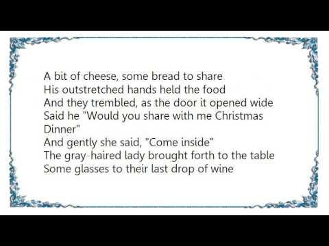 Kris Barnes - Christmas Dinner Lyrics