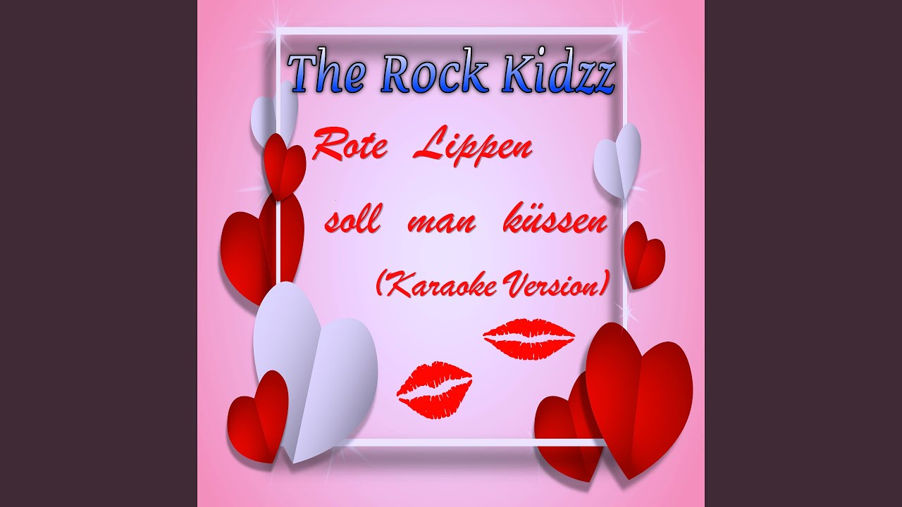 Rote Lippen Soll Man Küssen von Peter Kraus
