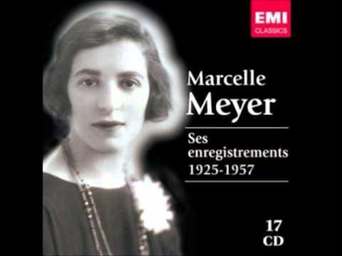 Rameau - Suite E-minor  Marcelle Meyer