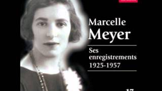 Rameau - Suite E-minor  Marcelle Meyer