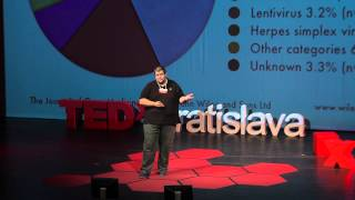 Can GMO cure us?: Peter Celec at TEDxBratislava 2013