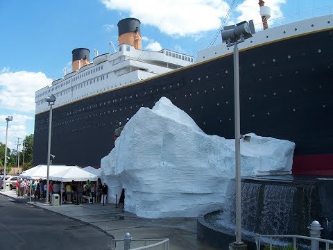 Ghost Adventure's Faked Titanic Museum Investigation. Was it just an ad?