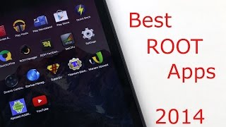 Top 15 ROOT Apps for Android 2014 - Part 1/3