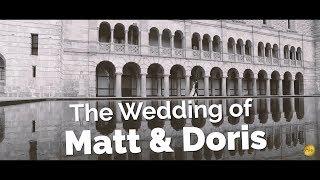 The Wedding of Matt & Doris