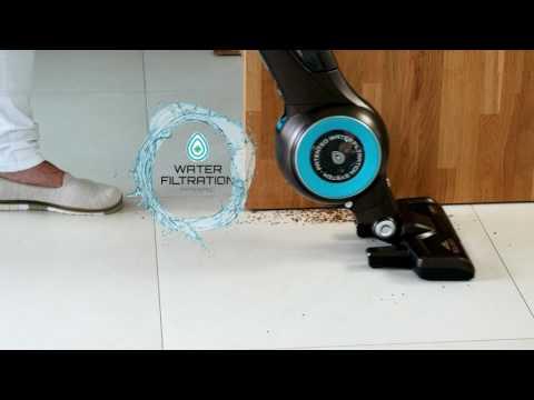 ETA AQUALIO tyčový vysavač s vodní filtrací