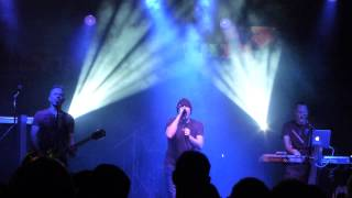 mesh - This is the Time (live Berlin Nov 2013)