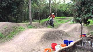 Dirt trails