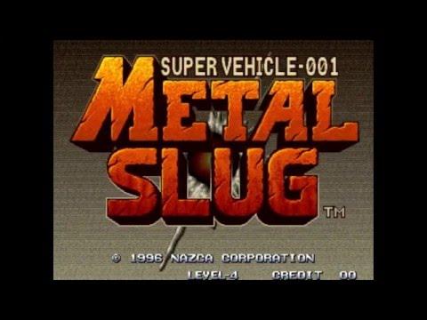 domingos con raquel gamplay metal slug