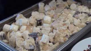How To Make Campfire Bread Pudding - With Justin At Rye & Thyme