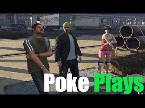 Pokelawls plays NoPixel GTA V RP (Day 21) Part 3