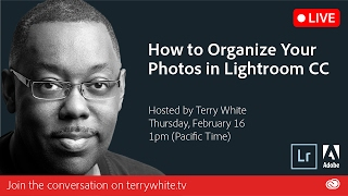 How to Organize Your Images in Lightroom CC - Lightroom | Educational