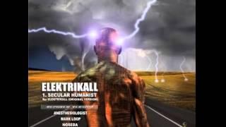 Secular Humanist - Elektrikall (Original Mix) RFD027 CHAURON RECORDINGS
