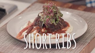 How to make Short Ribs | Chef Chris Valdes