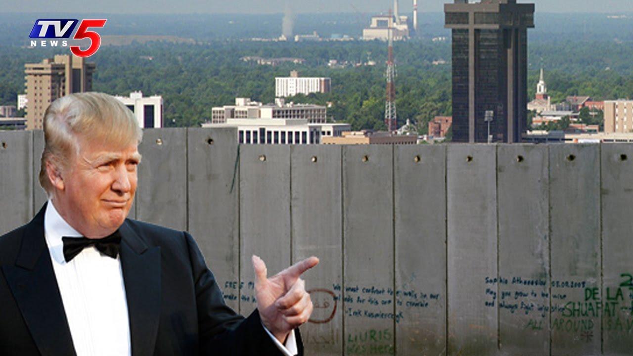 Смешные картинки трампа стена мексика