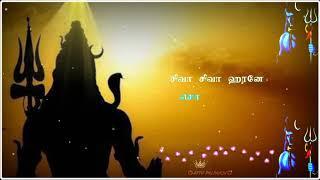 Hara hara sivane arunachalane song  whatsapp status