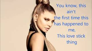 Video Fergie - Clumsy lyrics download MP3, 3GP, MP4, WEBM, AVI, FLV November 2018