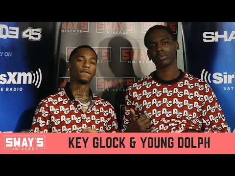 Young Dolph and Key Glock Talk New Mixtape 'Dum and Dummer' | SWAY'S UNIVERSE