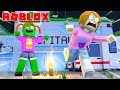 Roblox Escape The Zombie Hospital!   Daisy Is A Zombie!