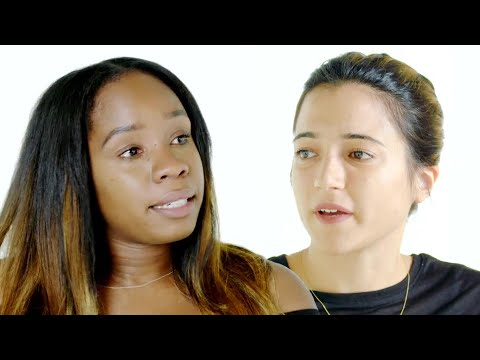 Best Friends Get Brutally Honest About Their Bodies | The Scene