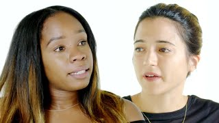 Best Friends Get Brutally Honest About Their Bodies | Iris