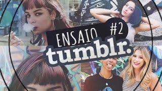 Ensaio Fotográfico Tumblr #2 ( Beco Do Batman) ENCONTREI NINA SECRETS E OLHA NO QUE DEU !