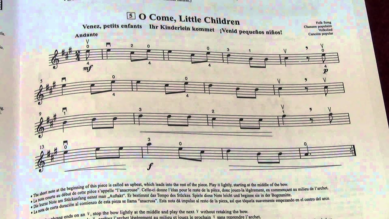 song of the wind suzuki violin book 1 music sheet and play