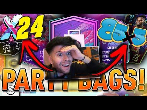 ΤΙ ΜΠΟΡΕΙΣ ΝΑ ΒΓΑΛΕΙΣ ΑΠΟ 24 PARTY BAGS?! *AKPAIA PULLS*