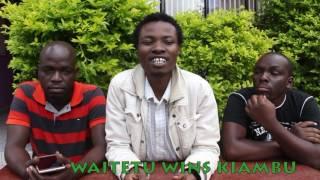 WAITETU KIAMBU COUNTY VICTORY SPEECH
