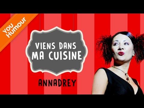 ANNADRE - Viens dans ma cuisine !