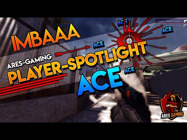 Player-Spotlight: imbaaA SICK USP-S ACE [99Damage] CSGO by ares-gaming