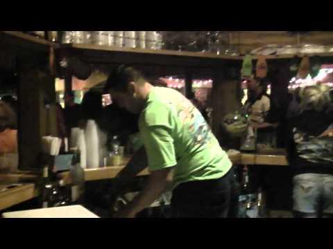 At The Tiki Bar