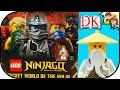 LEGO Ninjago Secret World of the Ninja DK Book Review - BrickQueen