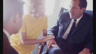 NIXON TAPES: Vietnam War Ends (Pat Nixon)