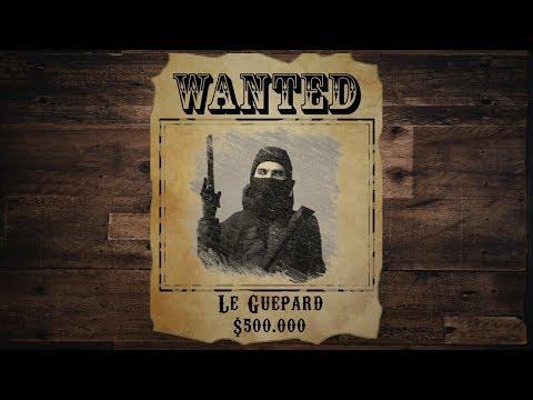 LE GUEPARD #5