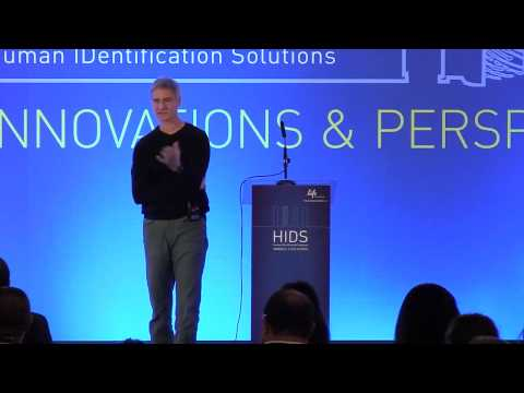 The potential of forensic genetics in resolving the fate of the missing - HIDS 2015