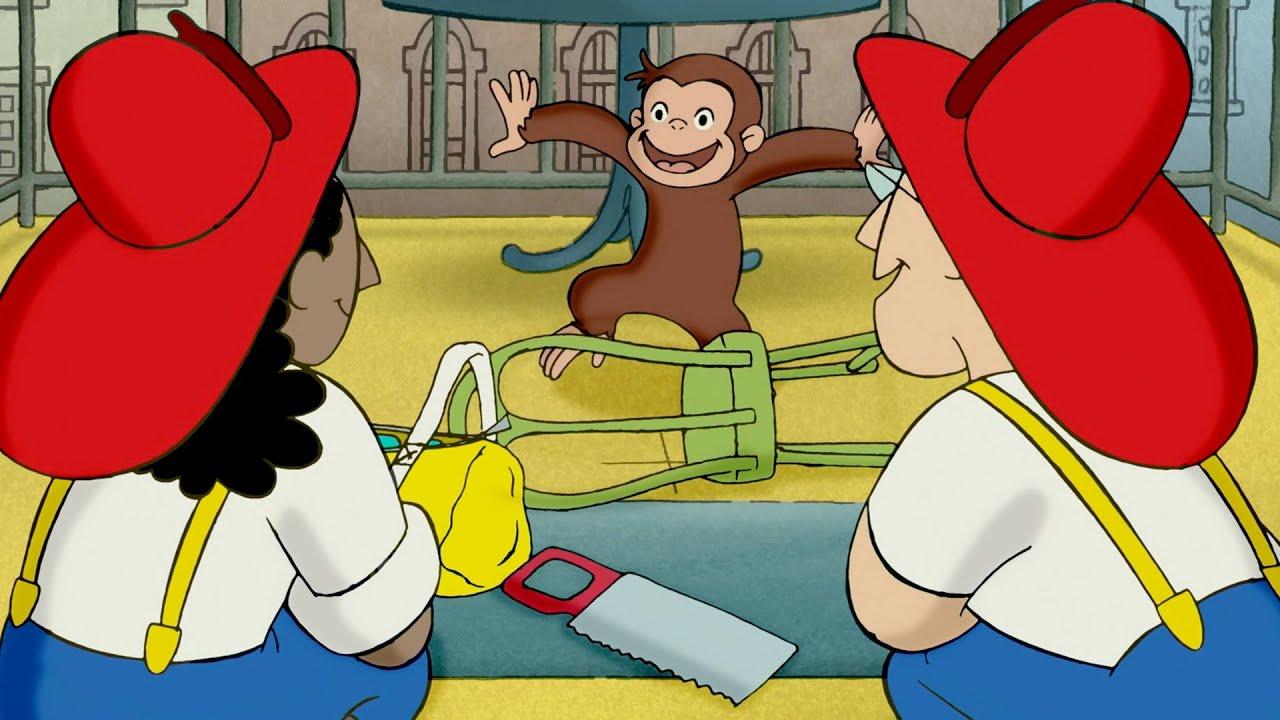 Download Bombeiro George 🐵George O Curioso 🐵Jorge O Macaco Curioso 🐵Desenhos Animado