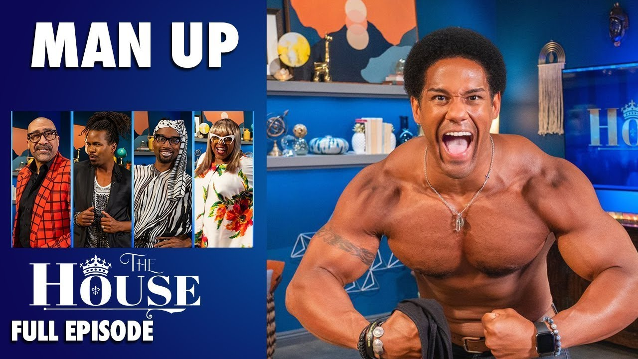 WWE Superstar Darren Young AKA Fred Rosser Discusses Masculinity Full Episode | The House