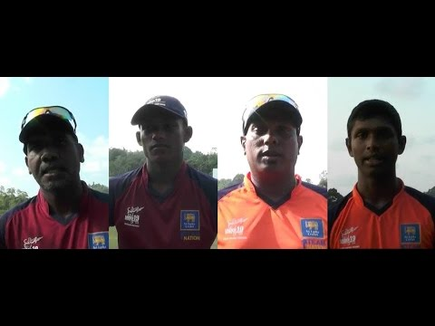 Southern Province and North Central Province Interviews: Super U19