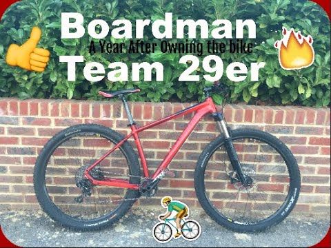 f90515d2c22 Boardman Team 29er | A Year On - YouTube
