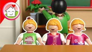 Playmobil Film deutsch - Verschlafen - Familie Hauser Spielzeug Kinderfilm