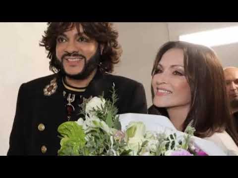 Ротару и Киркоров спели на дне рождения жены миллиардера