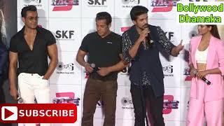Salman Khan Movie Race 3 Promotion   Official Trailer Launch 2018