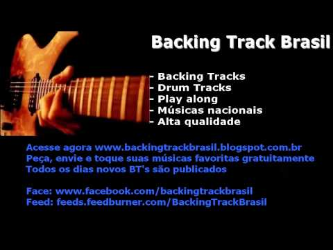 (Backing Track) À Sua Maneira - Capital Inicial