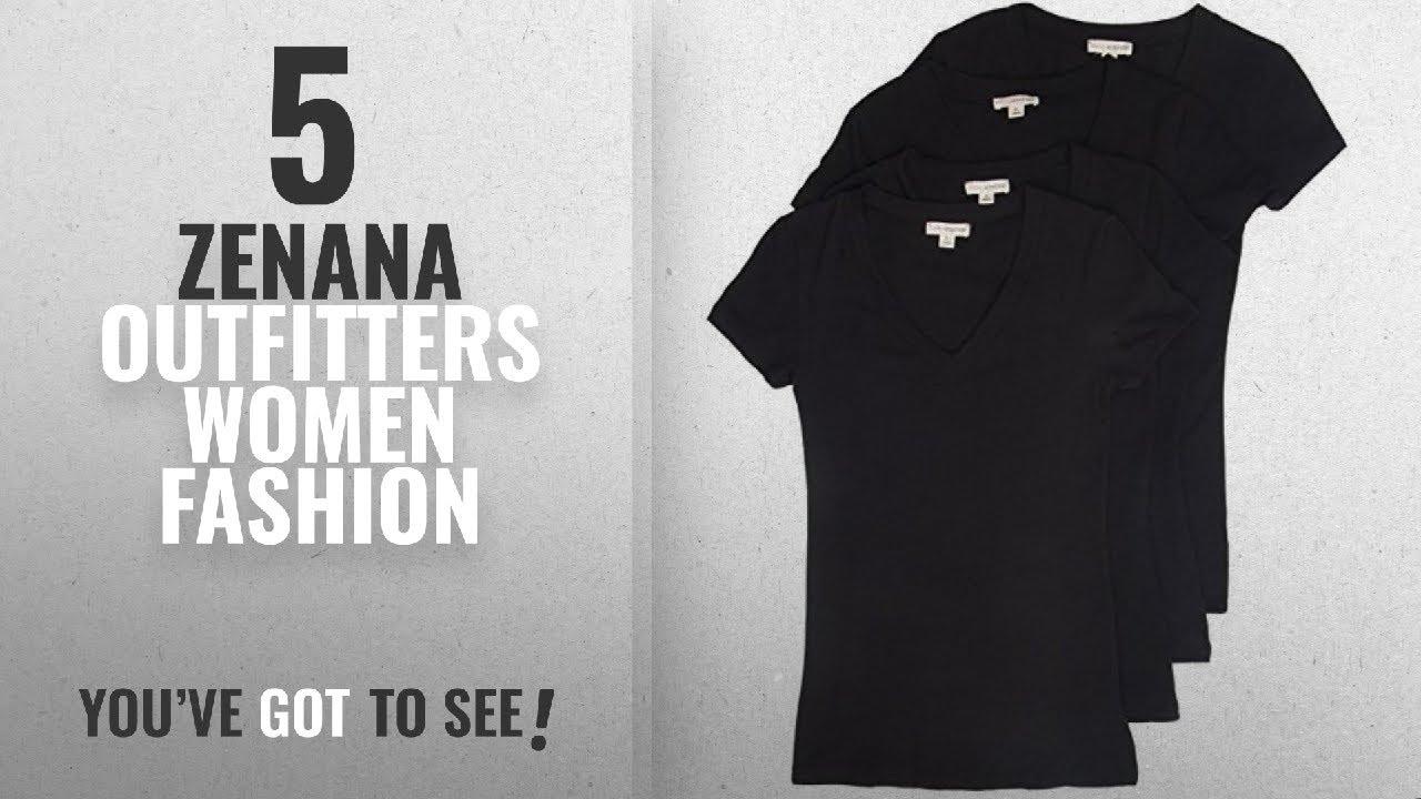 96e26c905 Zenana Outfitters Women Fashion [2018 Best Sellers]: 4 Pack Zenana ...