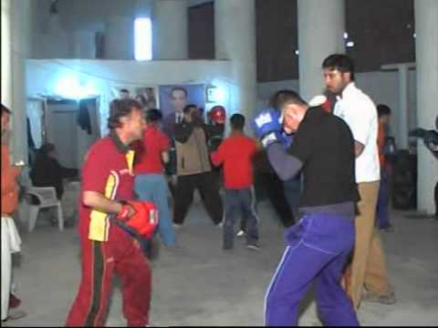 Ali boxing academy Lahore