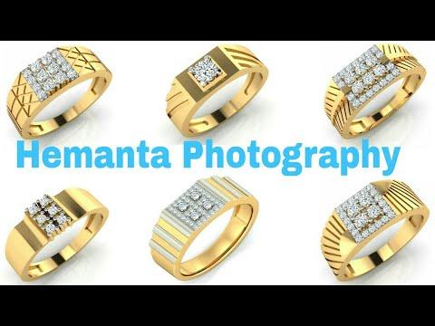 ee34874c24dd8 Latest gold and diamond rings design for men, पुरुषों के लिए नवीनतम सोना और  हीरे की अंगूठी डिजाइन,