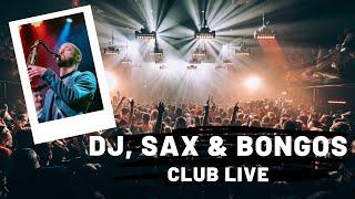 Sax & Bongos - Paul Saliba & Nico Ariza
